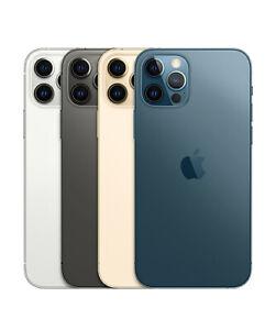 Apple iPhone 12 Pro - 256gb - GSM & CDMA Unlocked - Sealed - Factory Warranty