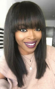 Straight-Brazilian-Wigs-Human-Hair-Glueless-Lace-Front-Wig-with-Bangs-Full-Lace