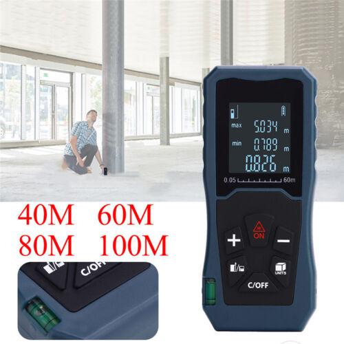 40-100m Digital Laser Entfernungsmesser Messgeräte Distanzmesser Abstandsmesser