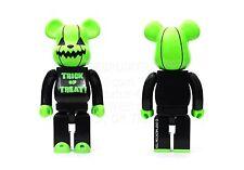Medicom Toy Bearbrick 400% HALLOWEEN TRICK OR TREAT 2007 NIB Be@rbrick Halloween
