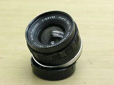 Asahi Pentax Auto Takumar 35mm f3.5 Prime Lens M42 - S/N 586913