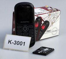 Alcatel Handy One Touch OT-208 Dark Grey ohne Lock, ohne Vertrag, Neuw.  ~LESEN~