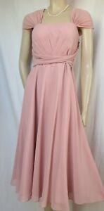 purchase cheap 3a367 3af28 Details zu Monsoon Abendkleid 36 rosa Cocktailkleid Hochzeit Abendkleid  Abiball festlich