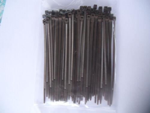 Kabelbinder BRAUN 2,6x100 mm 500 Stück