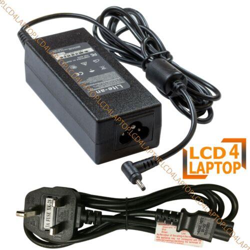 40W Asus Eee PC 1018 1018P compatible con 19V 2.1A Portátil Cargador Adaptador de Alimentación de CA