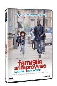 DVD-NUOVO-SIGILLATO-Famiglia-All-039-Improvviso-Istruzioni-Non-Incluse-Vers-italy