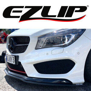 EZ Lip Universal Front Splitter Lip Kit Bumper Spoiler for MERCEDES