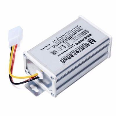 Dc 36v 48v 72v To 12v 10a Electric Bicycle Converter Adapter Down Transformer