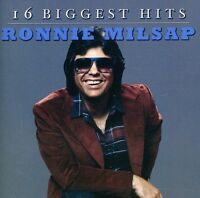 Ronnie Milsap - 16 Biggest Hits [new Cd] on Sale