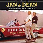 The Jan & Dean Sound Golden Hits 7 Bonus Tracks Audio CD