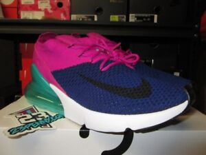 official photos 01660 738a6 Image is loading SALE-NIKE-AIR-MAX-270-FLYKNIT-FUCHSIA-FLASH-