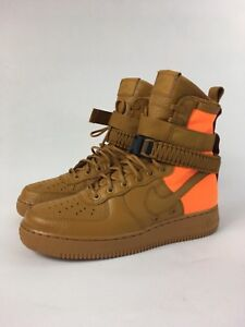 Details about Nike SF AF1 QS Special Field Air Force 1 High Desert Ochre 903270 778 Size 9