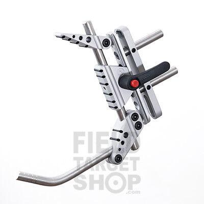 air gun,Cheek Rest Riser Adjustable Cheek piece+offset plate for air rifle
