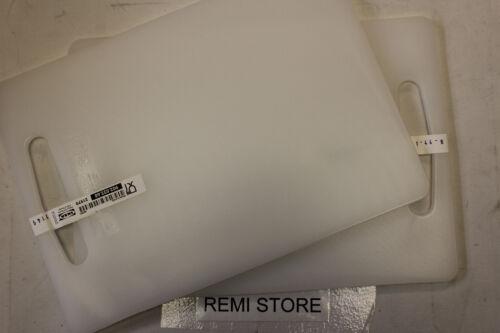 IKEA WHITE LEGITIM CUTTING CHOPPING BOARD SET X 2 NEW