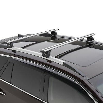 Oem 2017 2018 Subaru Outback Touring Thule Crossbar Roof