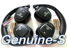 Latest OEM 2010-2017 Lexus LX570 LX 570 Car Rear Entertainment  (2) headphones