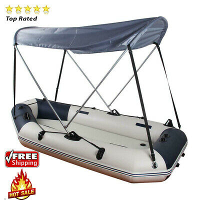 Beach Fishing Surf Folding Inflatable Kayak Sun Shade Shelter Awning Waterproof