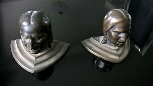 2-x-genuine-jennings-one-arm-bandit-indian-heads-with-original-patina
