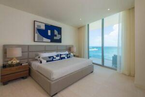 SLS Cancun venta de departamento frente al mar