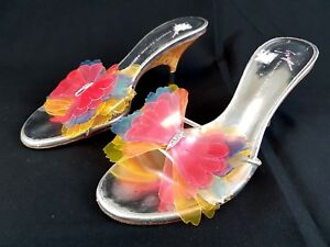 Giuseppe-Zanotti-Design-Clear-Butterfly-Embellished-Heel-Sandals-Mules-Size-5-5
