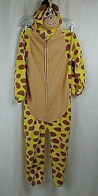 Candid Giraffe J-animals Wearable Stuffed Animal Jumpsuit Costume One Size Fits Most Easy And Simple To Handle