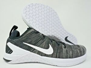 bb3d989651cef Womens Nike Metcon DSX Flyknit 2 Cross Training Black White Oreo ...