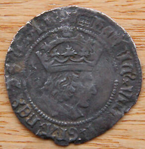 Henry VIII, (1509-47) Groat, first coinage (1509-26) mm portcullis