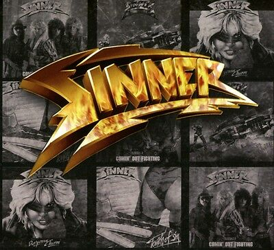 Sinner - No Place In Heaven: The Very Best of the Noise Years 1984-1987