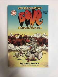 Complete Bone Adventures Vol. 2 TPB (1994)(NM)   Reprints # 7-12   Jeff Smith