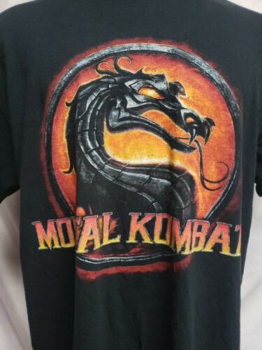 Mortal Kombat Vintage 90s Original Fighting Video