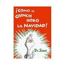 Como el Grinch Robó la Navidad! 1 by Dr. Seuss (2000, Hardcover)