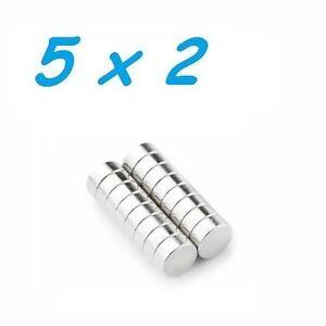 100-MAGNETI-NEODIMIO-5X2-MM-CALAMITA-POTENTE-FIMO-CERAMICA-MAGNETE-CALAMITE