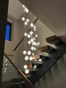 Led Staircase Ceiling Lamp Bubble