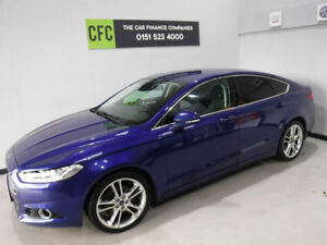 Ford Mondeo 2 0tdci 150 Titanium Buy For Only 47 A Week Finance