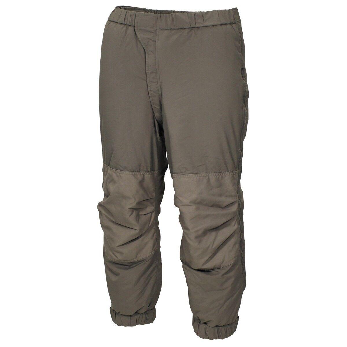 US ARMY Gen III ECWCS Level 7 Outdoor Kälteschutzhose Winter Hose pants LR  | Qualität und Verbraucher an erster Stelle