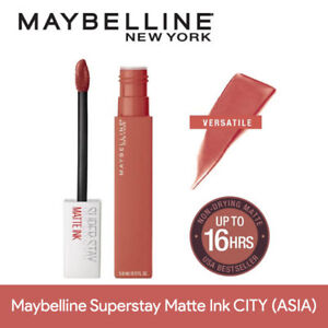 Details About Maybelline Superstay Matte Ink City Edition Asia In Versatile