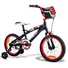 Cars BIKE Kids Pixar Boys Bicycle with Training Wheels Red Christmas Toy Gift