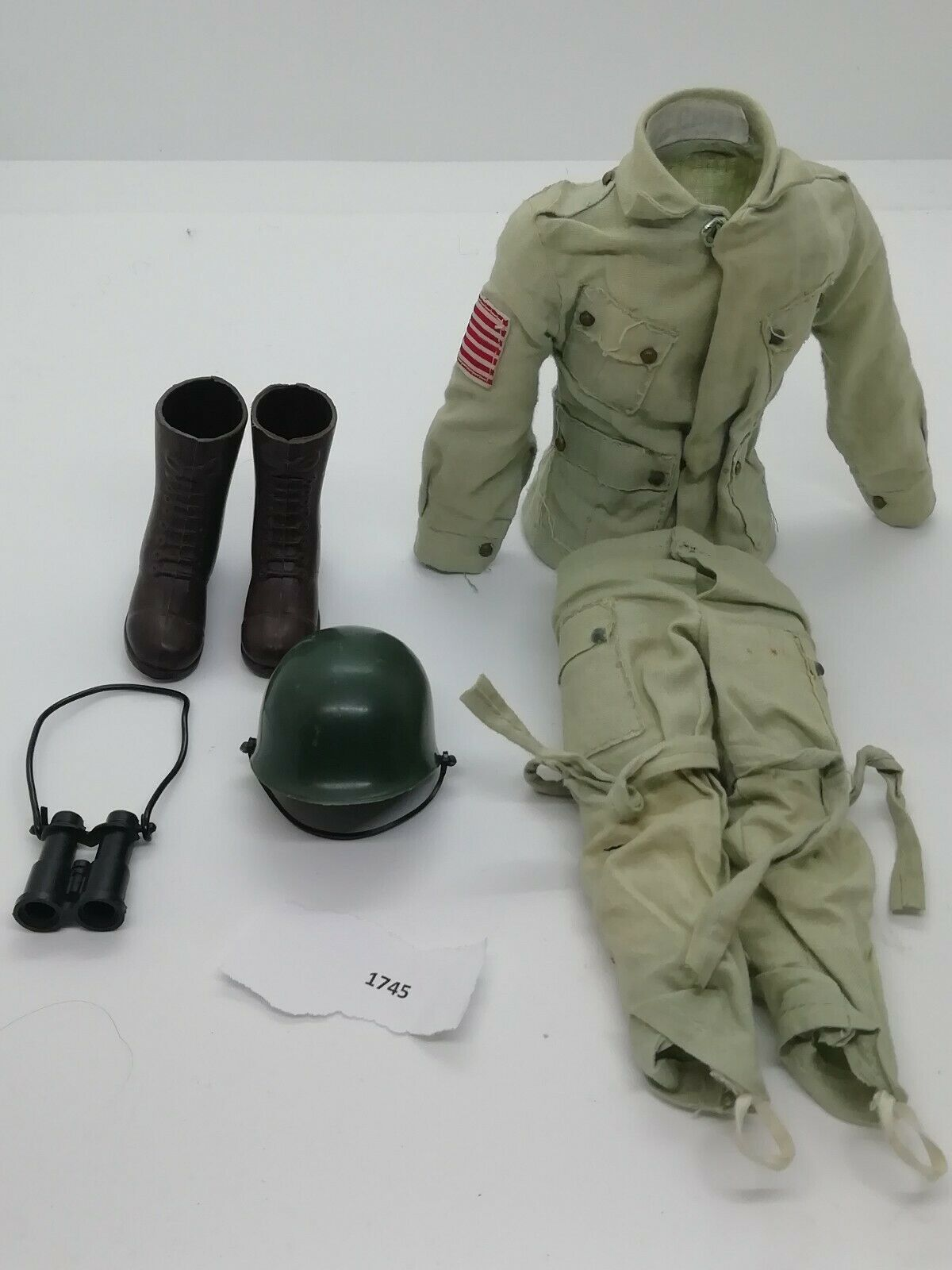 Jahr Wirkung Man original 82 Airbourne US paratrooper Uniform Outfit