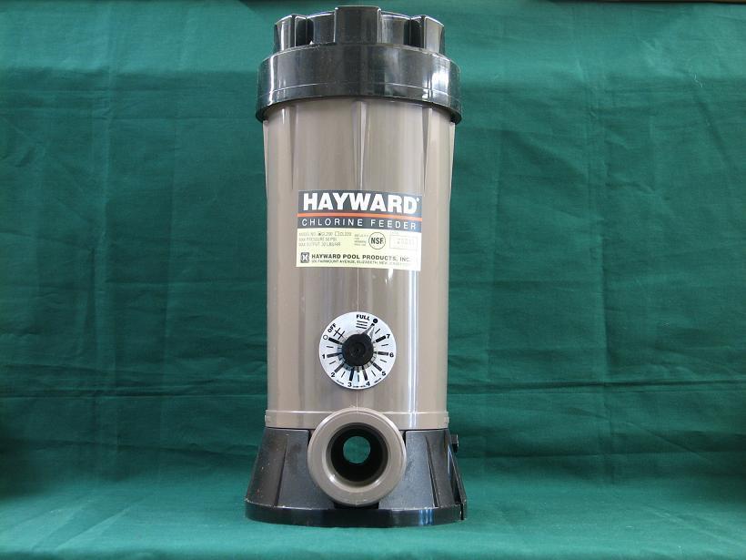 Original Hayward in Linie Chlorinator CL200 3.8cm Innengewinde 4.1kg Kapazität