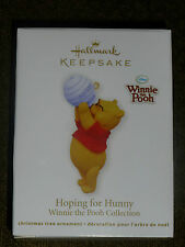 Hallmark 2011 Ornament - Hoping for Hunny - Winnie the Pooh Collection