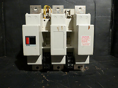 24VDC Coil Eaton Cutler Hammer E111A12X3N Motor Control Contactor 12A 600VAC
