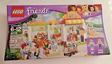 NEW Lego Friends Supermarket Grocery Store 41118 Mia & Daniel 313 Pc Sealed Box