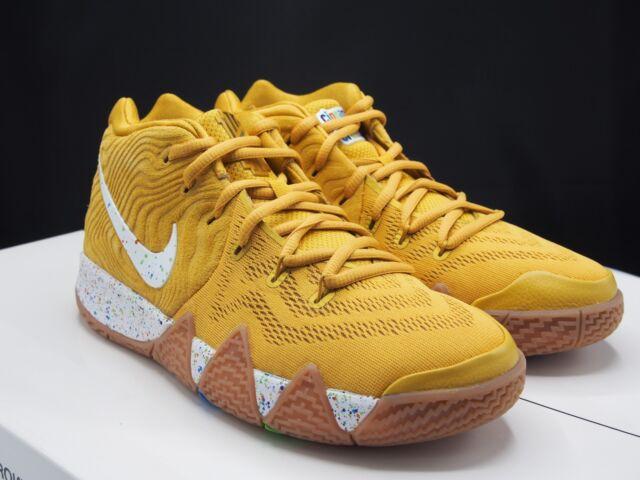 the best attitude 93aaf 40dea Nike Kyrie 4 CTC GS Cinnamon Toast Crunch Bv7791 900 Size 6y