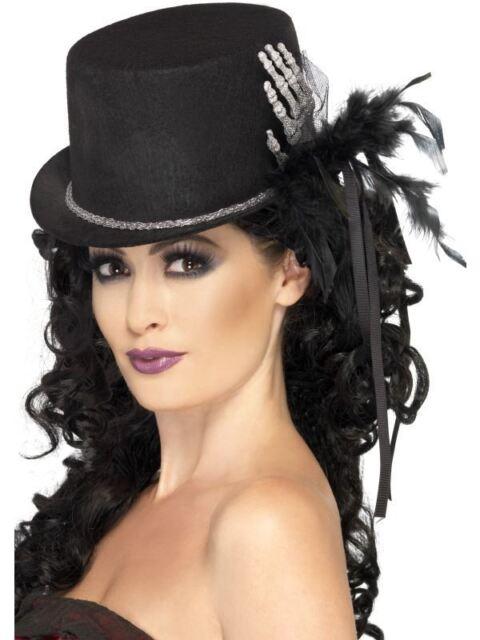 Top Hat, Halloween Fancy Dress Accessories, One Size