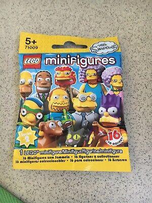 71009 DR FIGUR Nr.16 LEGO® THE SIMPSONS SERIE 2 JULIUS HIBBERT