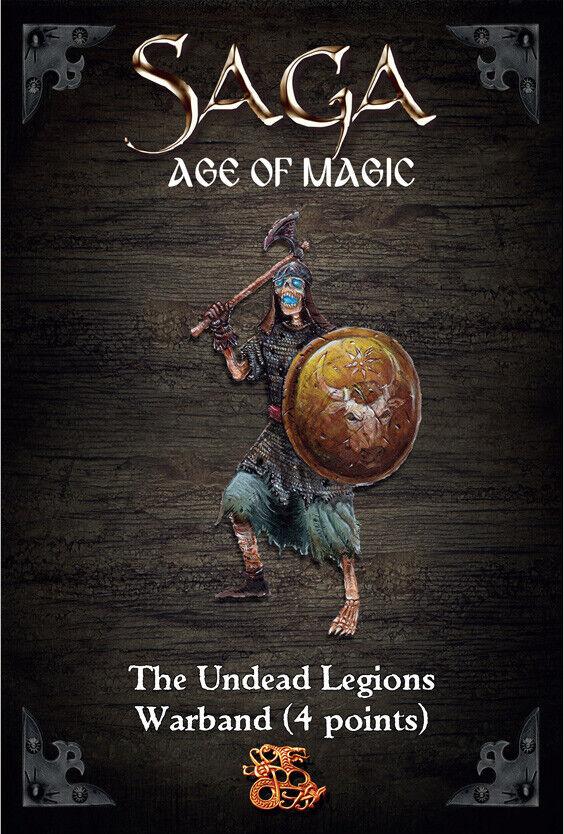 garanzia di credito The Undead Undead Undead Legioni - Saga Age Of Magic - Presa Beast  memorizzare