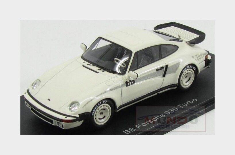 Porsche 911 930 Turbo Bb  Coupe 1975 blanc NeoScale 1 43 NEO46585  livraison éclair