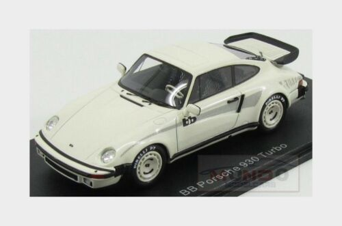 Porsche 911 930 Turbo Bb Coupe 1975 White NeoScale 1:43 NEO46585