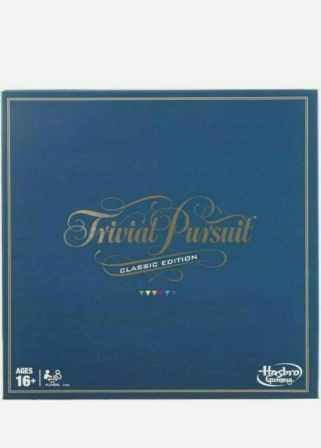 Trivial Pursuit - BRAND NEW CHRISTMAS GIFT 🎁 🎁