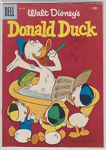 L1927: Donald Duck #45, F-VF Condition